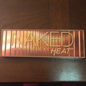 Urban Decay Makeup - Urban Decay Naked Heat